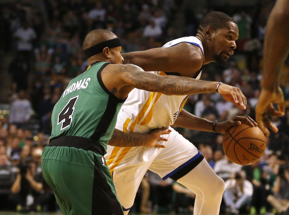 Gary Washburn: Kevin Durant showed the Celtics faithful what an MVP ...